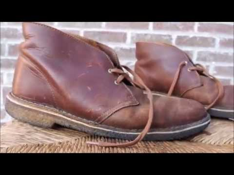 Clarks Desert Boots Beeswax Shoe Review - 3 Years later