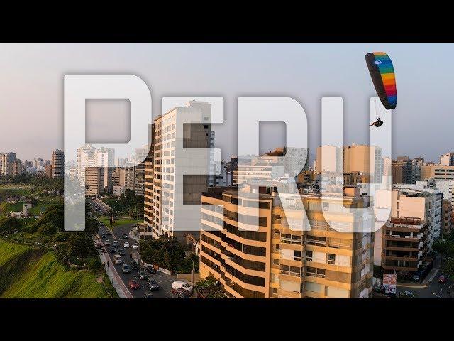 Paragliding in PERU!