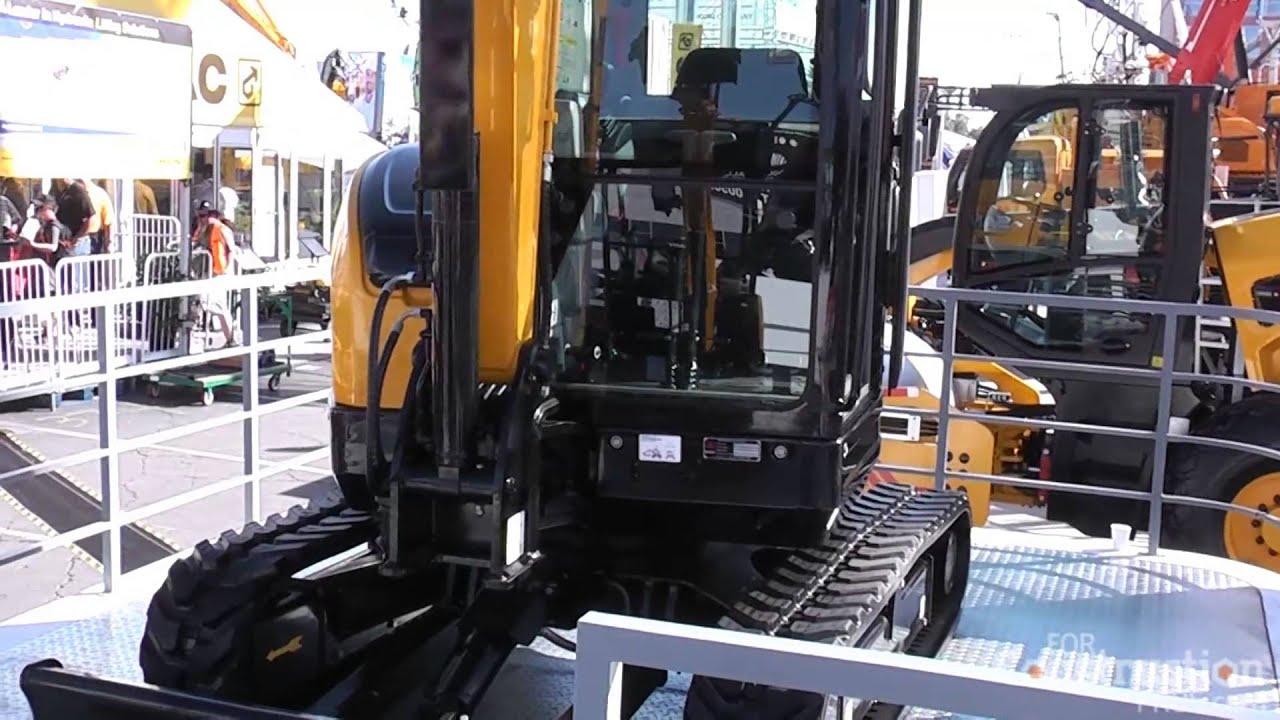 Sany Introduces 8,000-lb  Mini Excavator