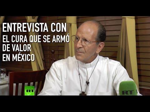 Entrevista con Alejandro Solalinde, cura y activista mexicano