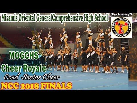 Misamis Oriental General Comprehensive High School    Cheer Royale   Coed Senior Cheer   NCC 2018
