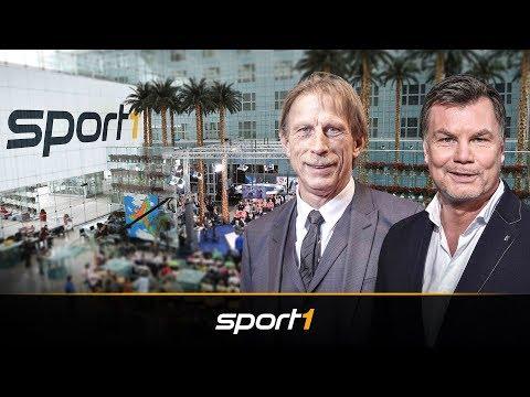 Ganze Folge CHECK24 WM Doppelpass mit Christoph Daum | SPORT1 - CHECK24 DOPPELPASS