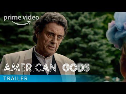 American Gods | Launch Trailer | Amazon Prime Video