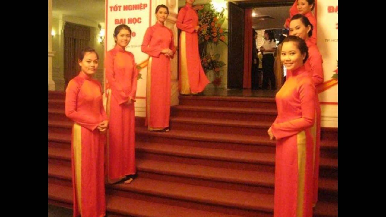 May Áo dài đồng phục,áo dài đồng phục công sở,áo dài đồng phục nhà hàng,khách sạn đồng phục sự kiện