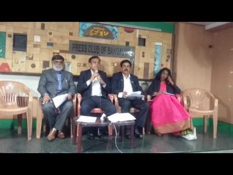 KASSIA Karnataka small scale industry association press meet at press club