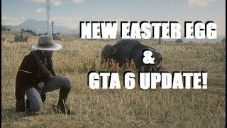 GTA 5 Easter Egg Found in Red Dead Redemption 2 and GTA 6 UPDATE!