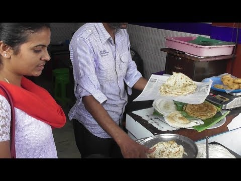 Soft Garam Paratha | Vellore Tamil Nadu | Street Food Loves You