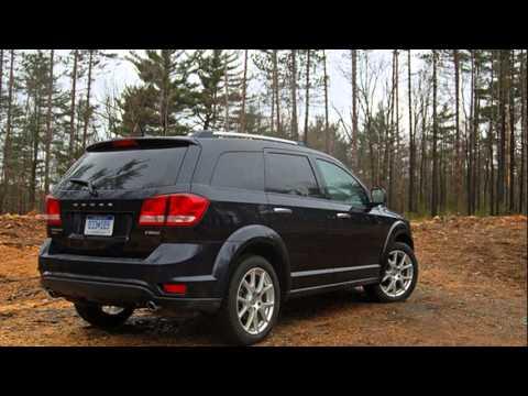 Dodge Journey Gas Mileage Youtube