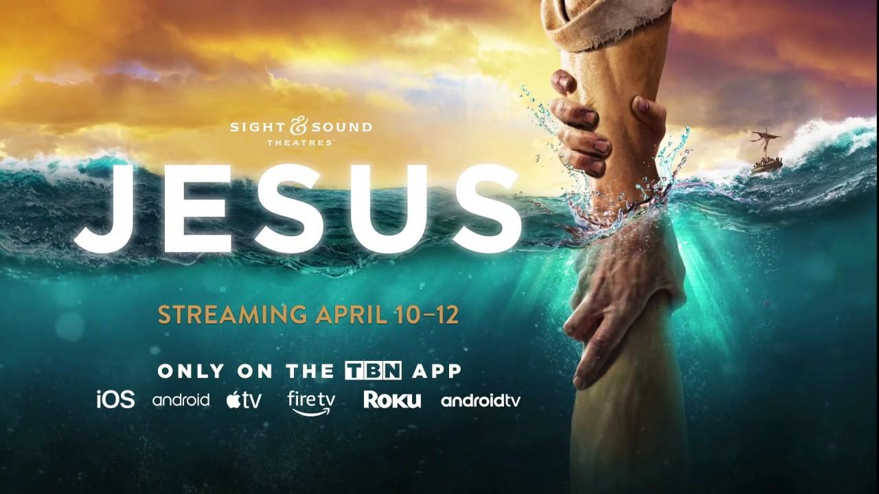 JESUS - Streaming Free Easter Weekend Only!