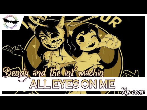 [Bendy And The Ink Machine RUS Cover] VOLume — ALL EYES ON ME [Devil's Cry]