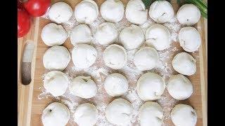 Тесто для заморозки пельменей, вареников, которое не трескается от шеф-повара / Илья Лазерсон