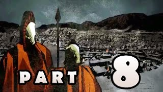 300 March To Glory Stage 7 Part 8 Gameplay Walkthrough (PSP) [HD]