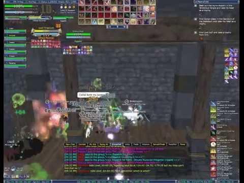 Unity EQ2 - Othysis Kill (Old Tier 7 team/Raiding guild)