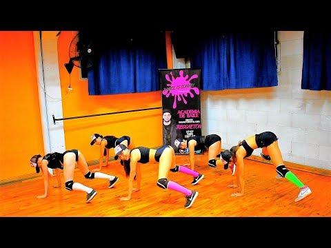 PLAKITI - Twerk Argentina  / Dance is convey by Rocio Ramirez (HD) thumbnail