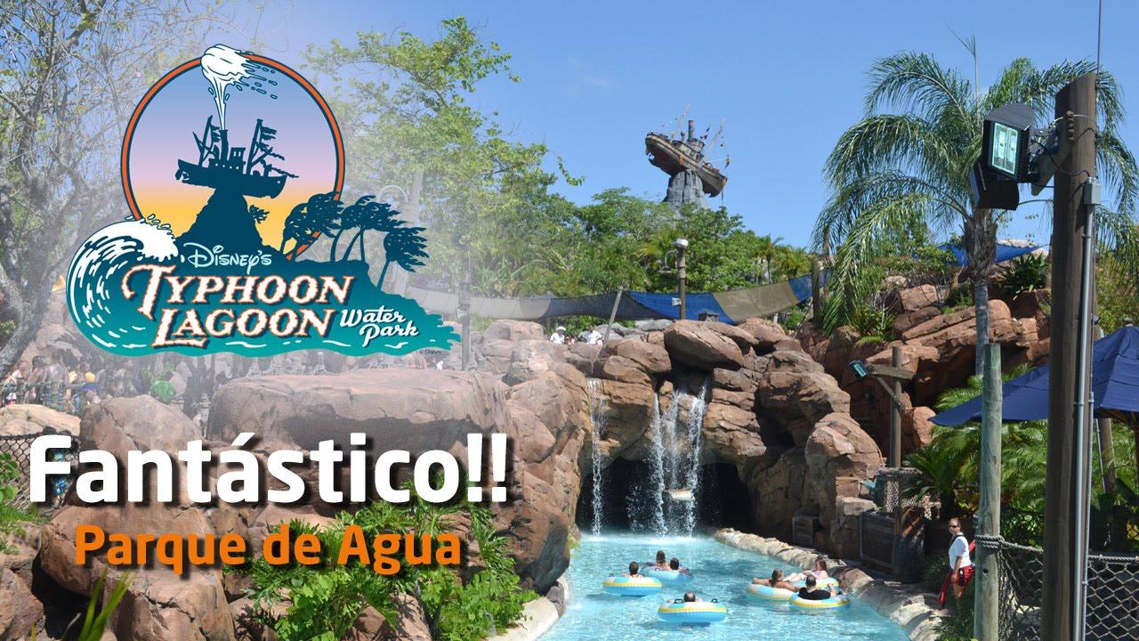 Disney S Typhoon Lagoon Video Hd Visita Parque Acuatico Youtube