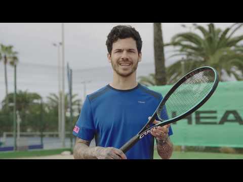 On-Court Testing: HEAD Gravity S Tennis Racquet