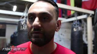 EDMOND TARVERDYAN ON WHAT CANELO & GOLOVKIN CAN DO TO WIN REMATCH- HAD GGG 7-5