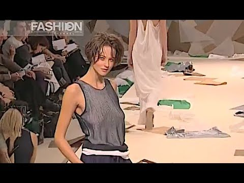 BETTY JACKSON Spring Summer 1998 London - Fashion Channel