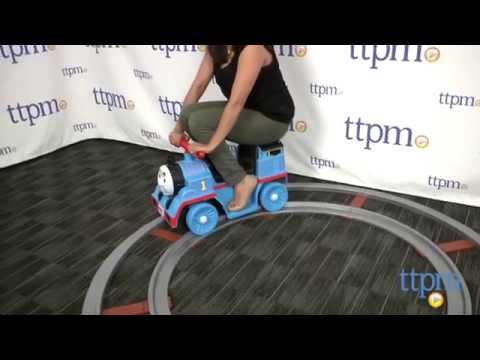 Power Wheels Thomas & Friends Thomas With Track From Fisher-Price