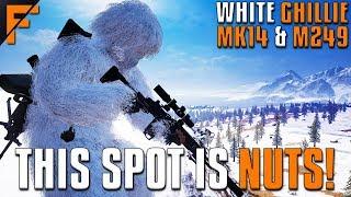 THIS SPOT IS NUTS! - PUBG Vikendi Gameplay thumbnail