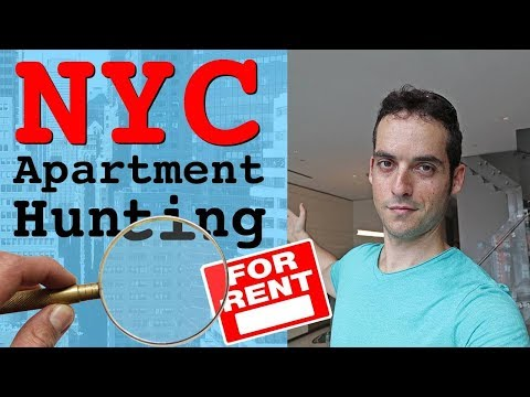 NYC Apartment Tour- $13,000 a MONTH Luxury Apartment !