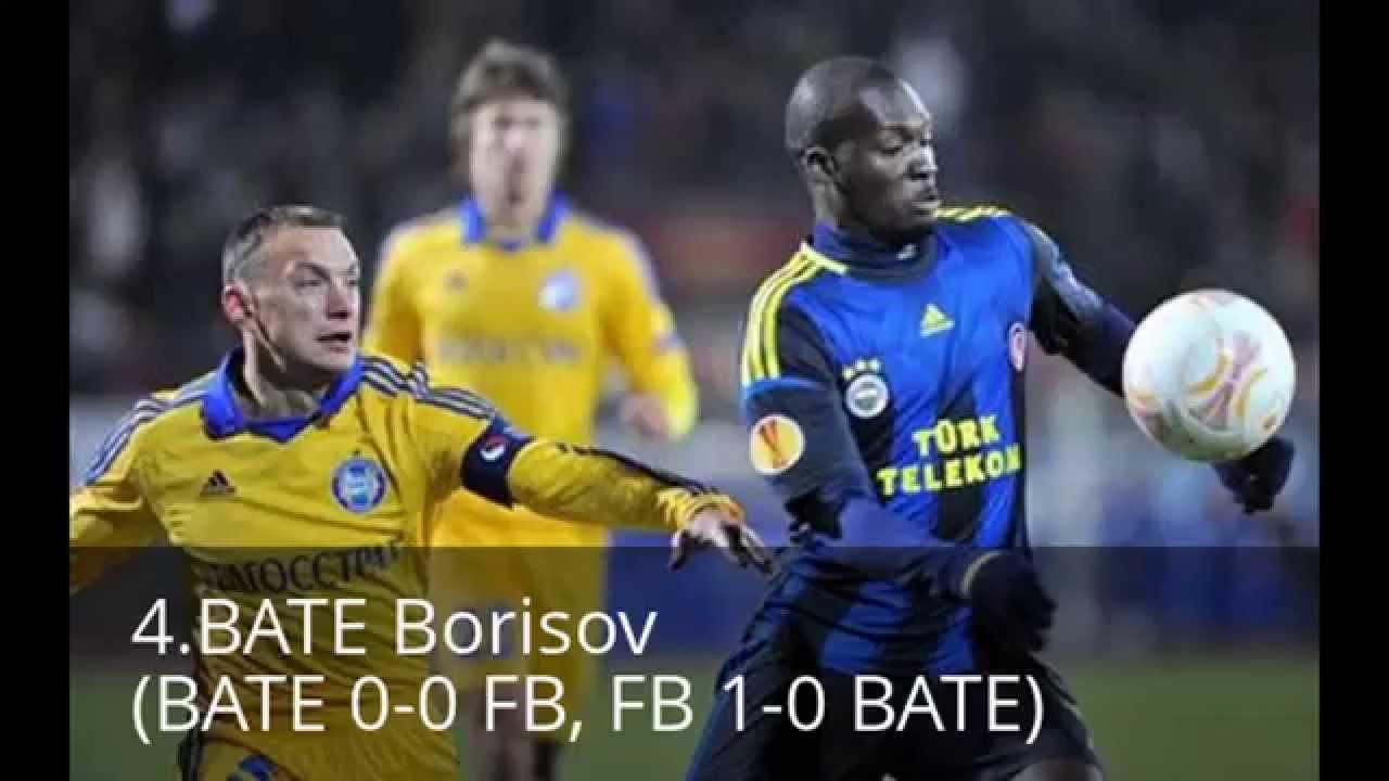 Fenerbahçe UEFA Avrupa Ligi klibi 2012-2013 - YouTube