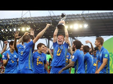 Почему Украина чемпион мира?