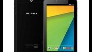Supra M74AG - бюджетный удобный планшет