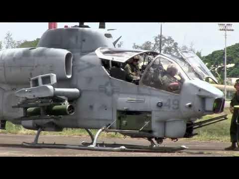AH-1W Cobra Flights