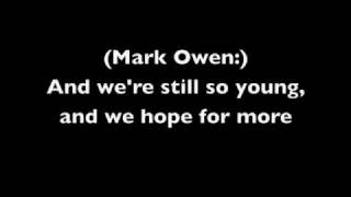 Never Forget - Take That (Lyrics)