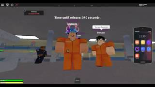 I spent 5 MINUTES IN JAIL(Roblox New York City)ft TheLittleMan879