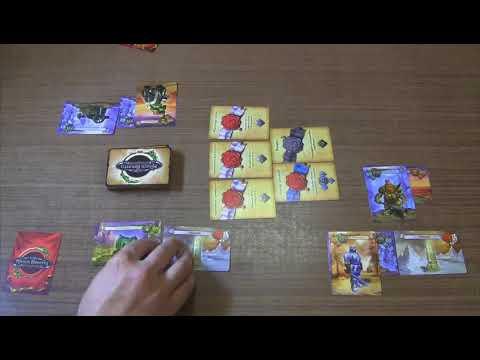 14 - настольная игра «Kings Bounty»  с Братцем Ву (удаленное видео)