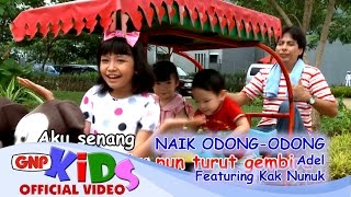 Video Naik Odong Odong - Adel download MP3, 3GP, MP4, WEBM, AVI, FLV Oktober 2018