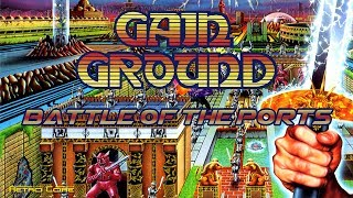 Battle of the Ports - Gain Ground (ゲイングランド) Show #205 - 60fps