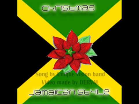 christmas jamaican style unique vision