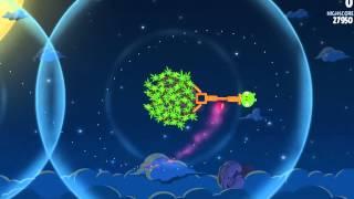 Angry Birds Space Mac - 3 Star Walkthrough Pig Bang Level 1-5 Gameplay