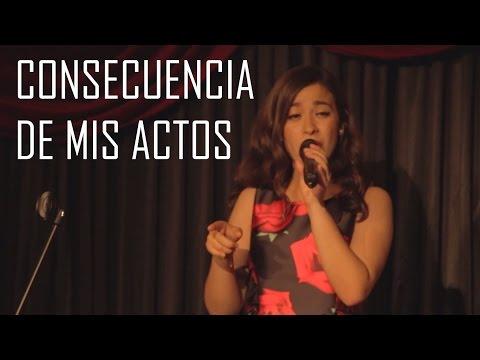 Consecuencia De Mis Actos (Cover En Vivo) - Natalia Aguilar / Banda El Recodo