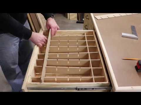 Amazing Adjustable Drawer Diy Dividers Youtube