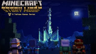 Minecraft Story Mode: The Order of the Stone NEW TRAILER | Trailer and Review