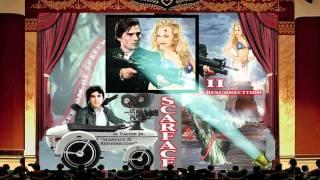 """Al Pacino Jr. presents """"Scarface II: Freedom of Speech"""""""