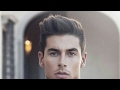Best Hairstyles and beards for men with Oblong/long faced shape