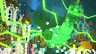Minecraft | LUCKY BLOCK BOSS CHALLENGE - Evil Rasmus Clone! (Minecraft Roleplay)
