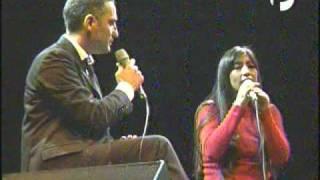 Magaly Solier y Jorge Drexler - Ojos azules (15 de mayo del 2009 )