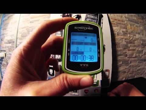 Presentazione Pagine E Funzioni Sportek TTS GPS