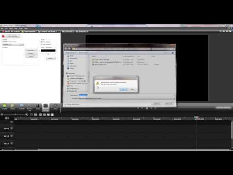 GIEP: Recording yourself with Camtasia