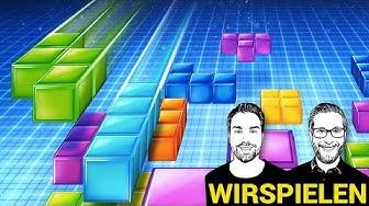 """Wir spielen """"Tetris Ultimate"""": Um die Ehre um ein Erdbeertörtchen (1080p)"""