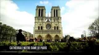 Tours de la cathédrale Notre-Dame de Paris