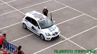 Alberto Martinez y Luis Ibarra en Soy Piloto
