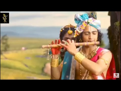 Shree Krishna Sad Flute Music || Best Flute Ringtone || SharanKumar