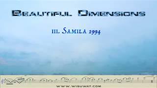 Samila 1994 for Saxophone with Rock Band by Wisuwat Pruksavanich